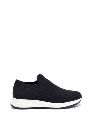 Derimod Erkek Çorap Sneaker Siyah